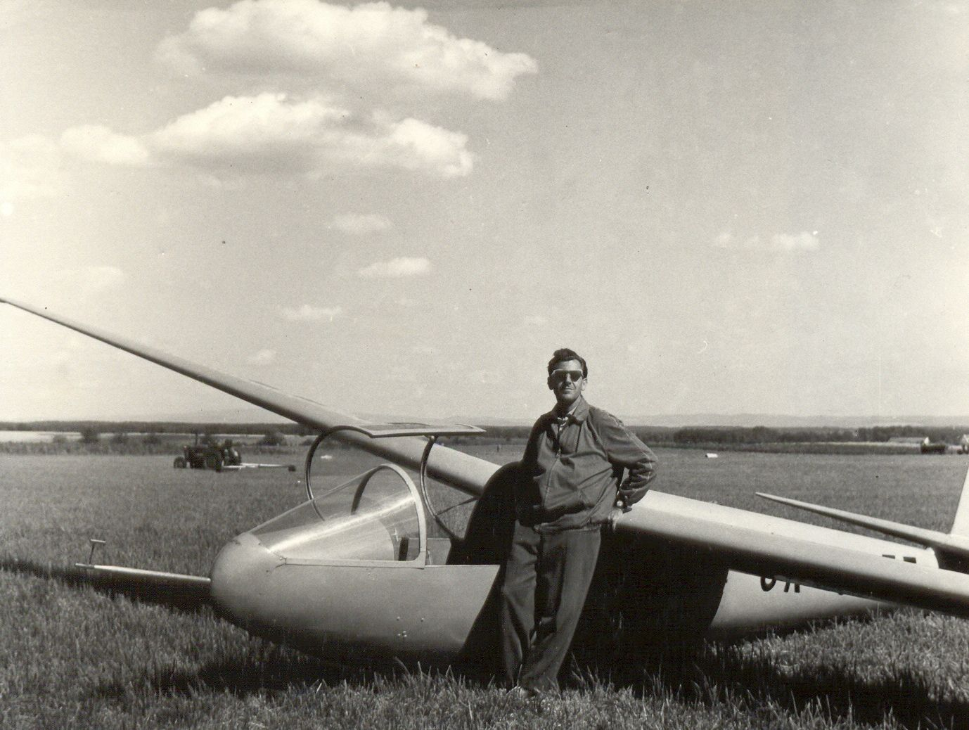 1961 - B. Souček u VT-425