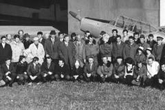 25. výročí Aeroklubu - říjen 1971